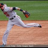 Iron and Bronze: Manny Machado Holds MLB Active Consecutive Game Streak